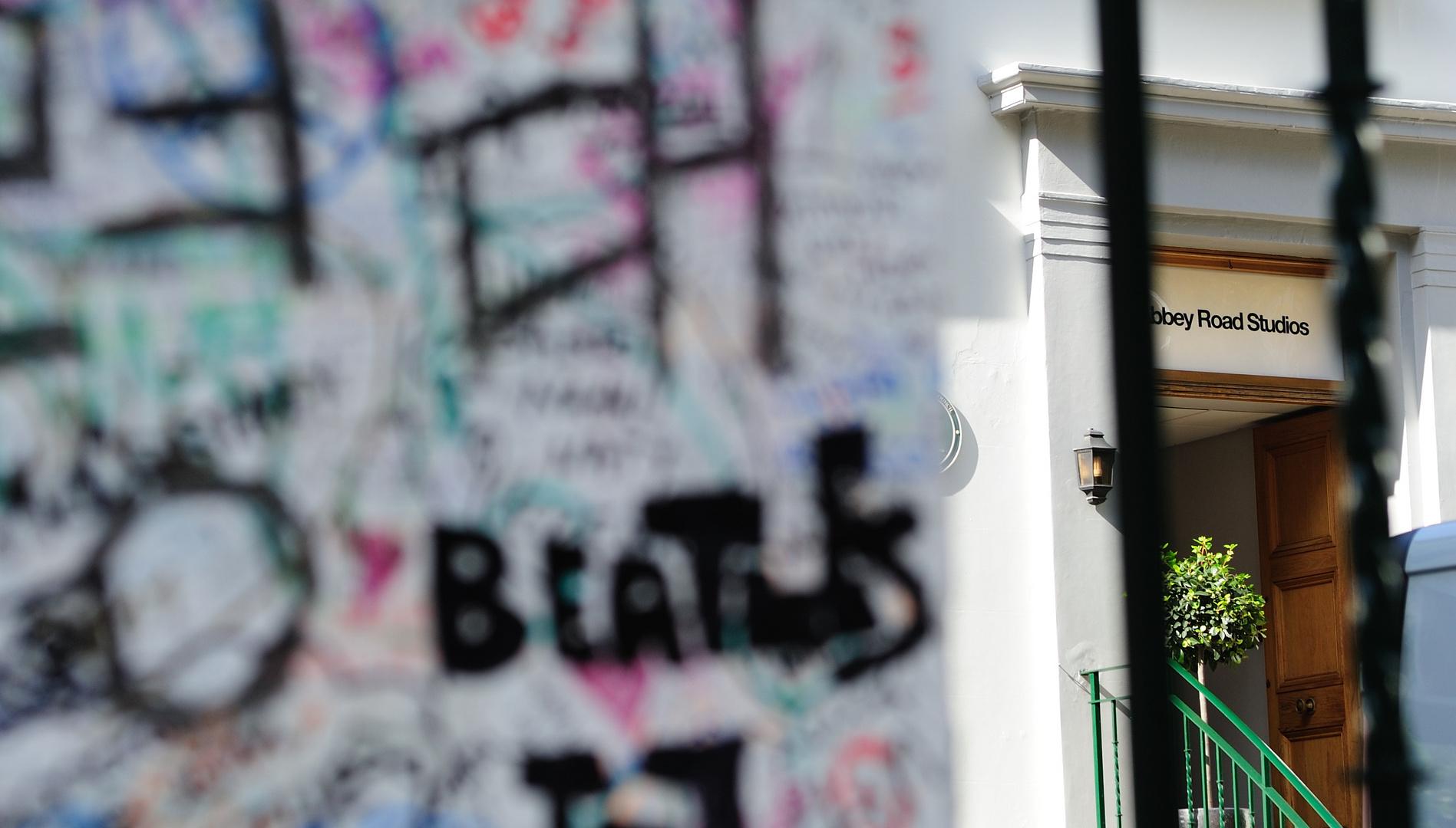 Beatles Studios London