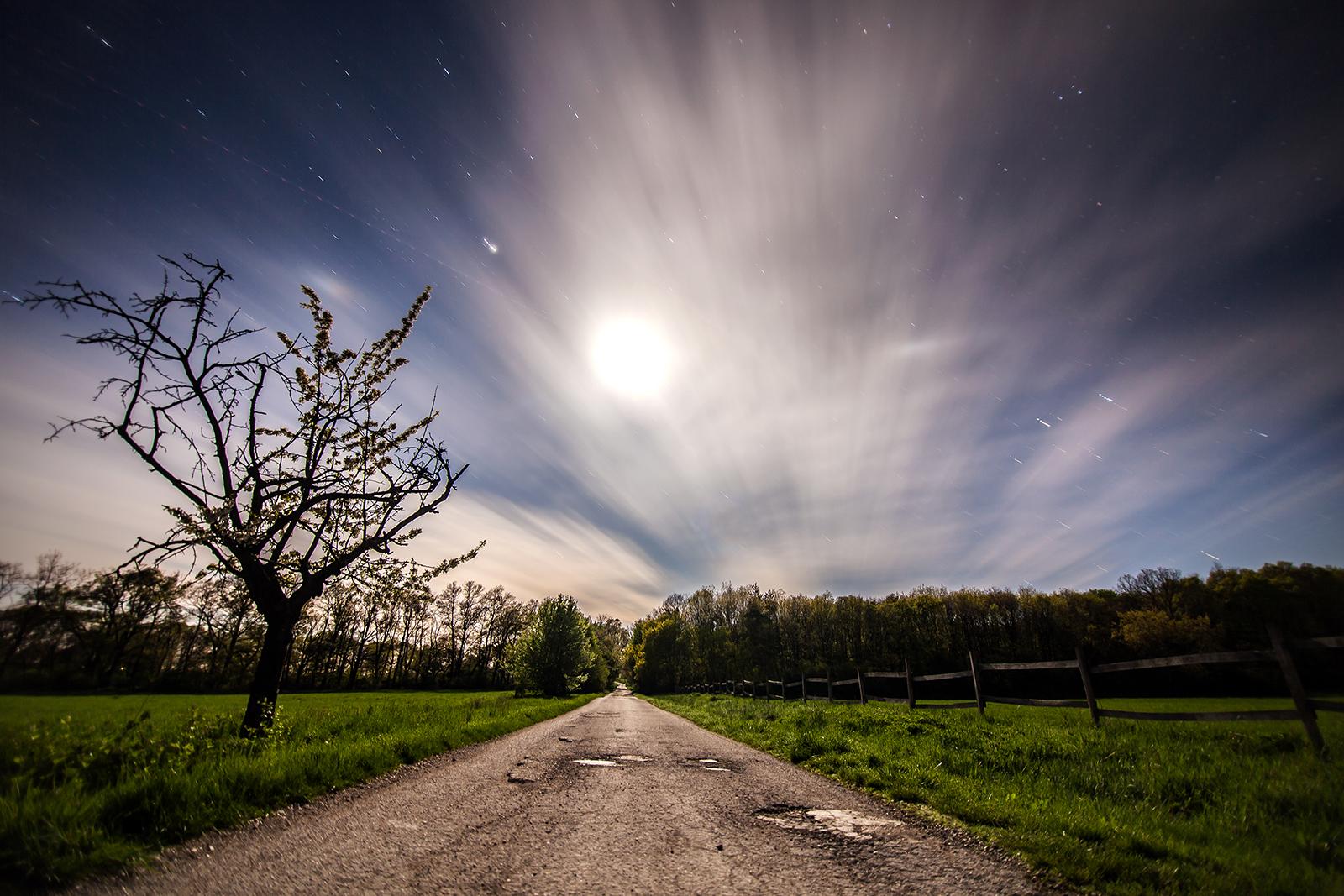 beautiful as night