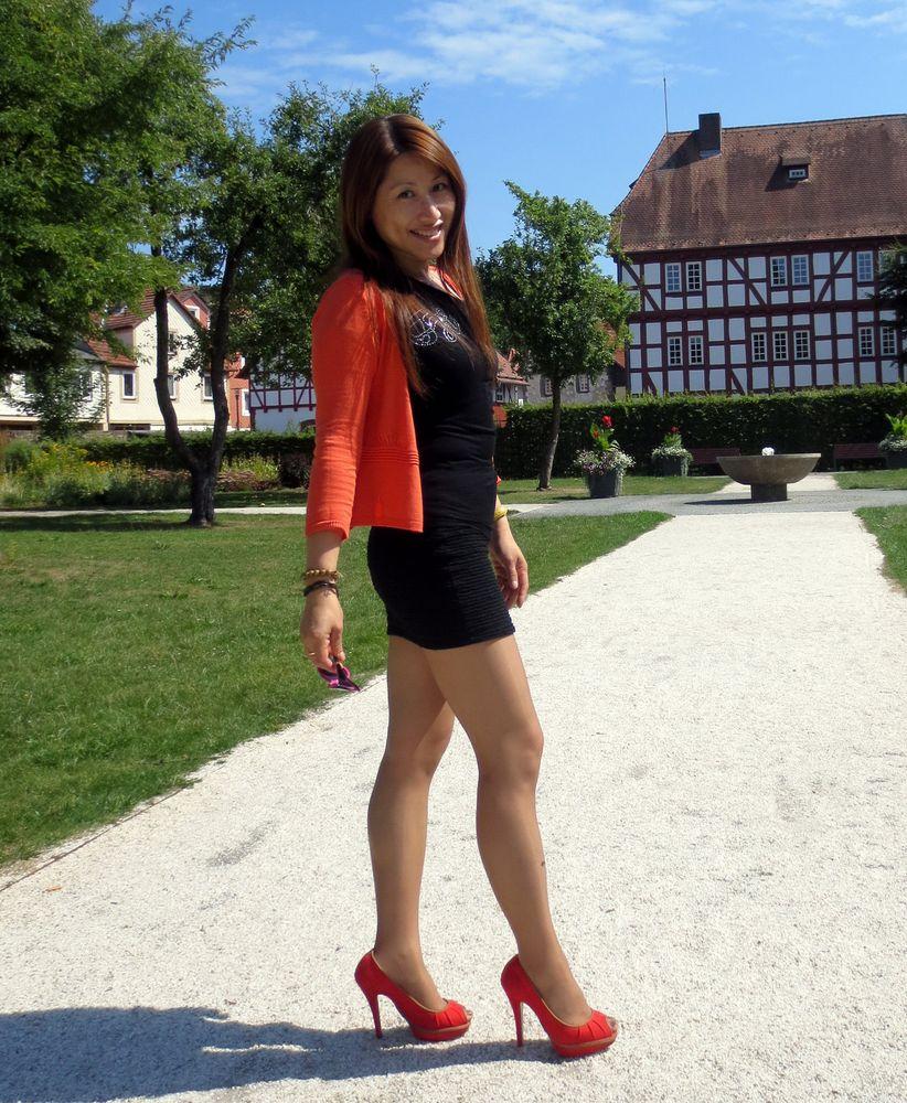 Beautiful Lady Foto & Bild | fashion, outdoor, frauen