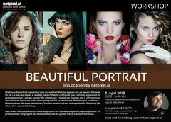 Beautiful Portrait on Location - Workshop
