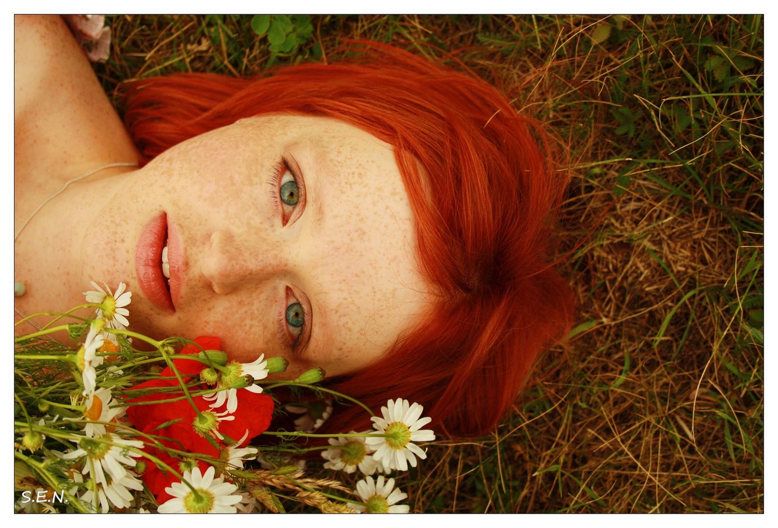 Beautiful Redhead =)