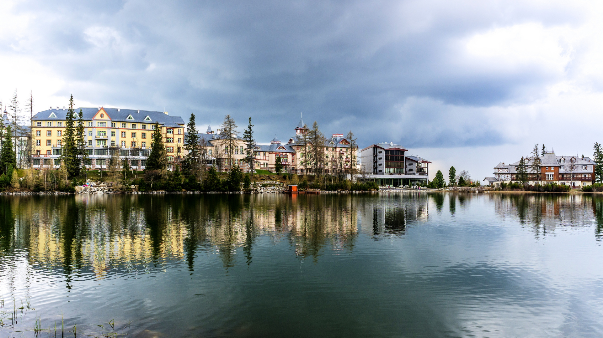 Beautiful Slovakia. (Štrbske Pleso)