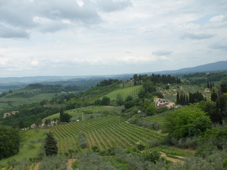Beautiful Tuscany!