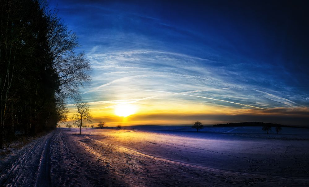 Beautiful Wintertime