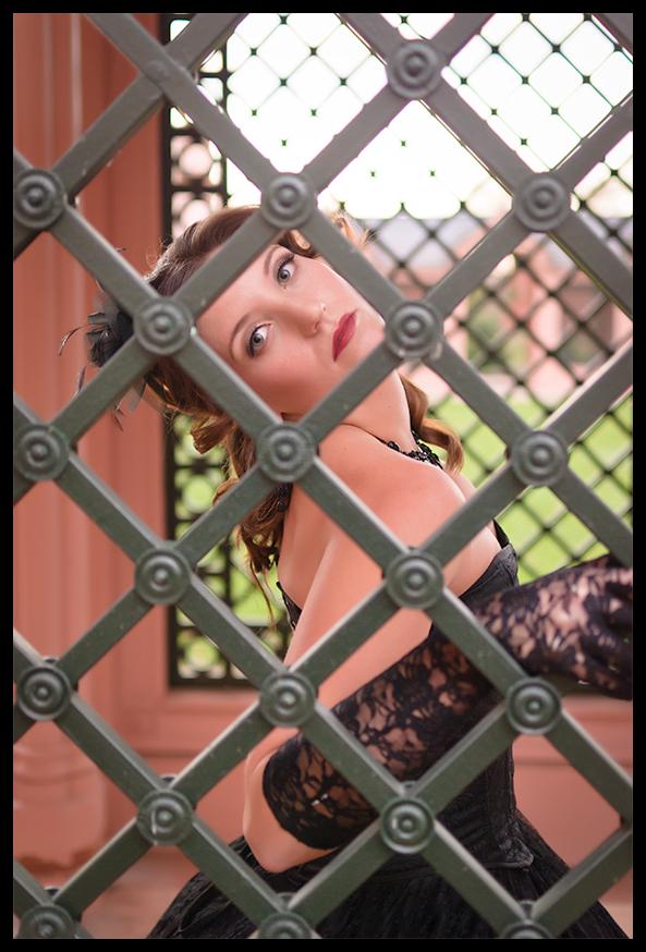 Beauty hinter Gittern