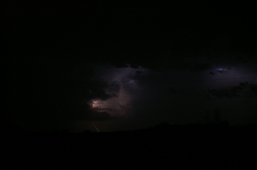 Beauty of storm
