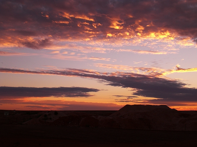 beauty of the outback