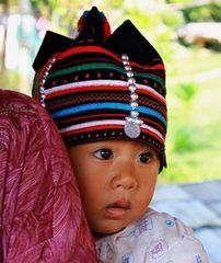 bébé hmong