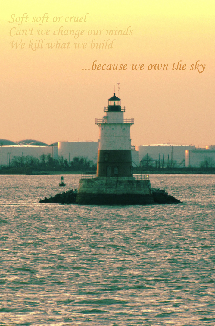 because we own the sky