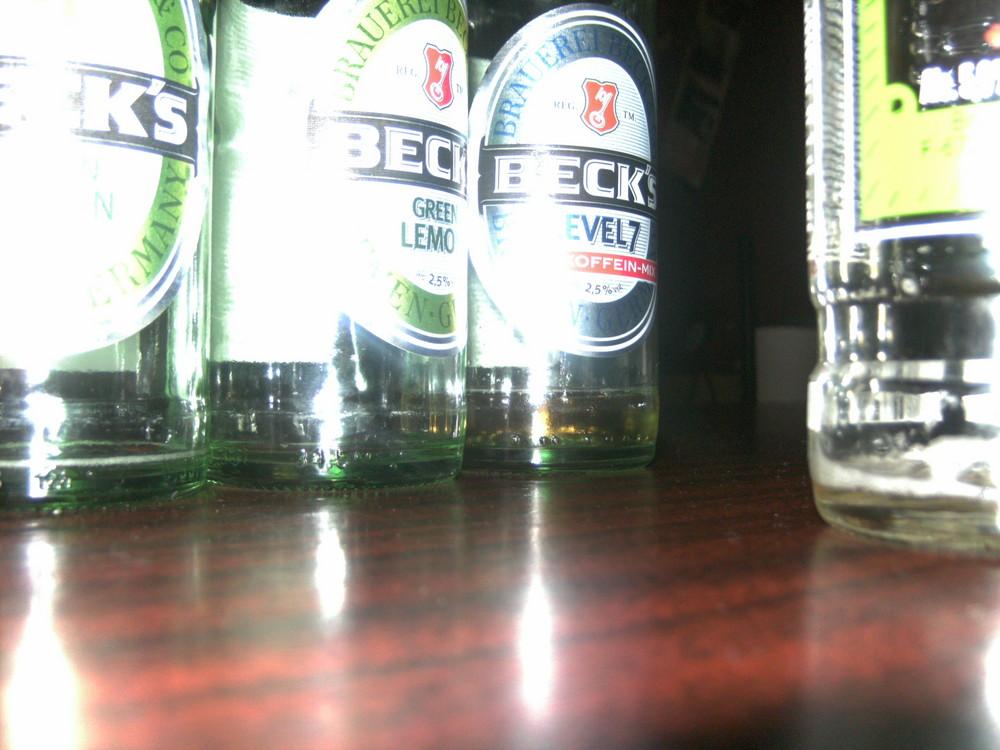 Becks .....