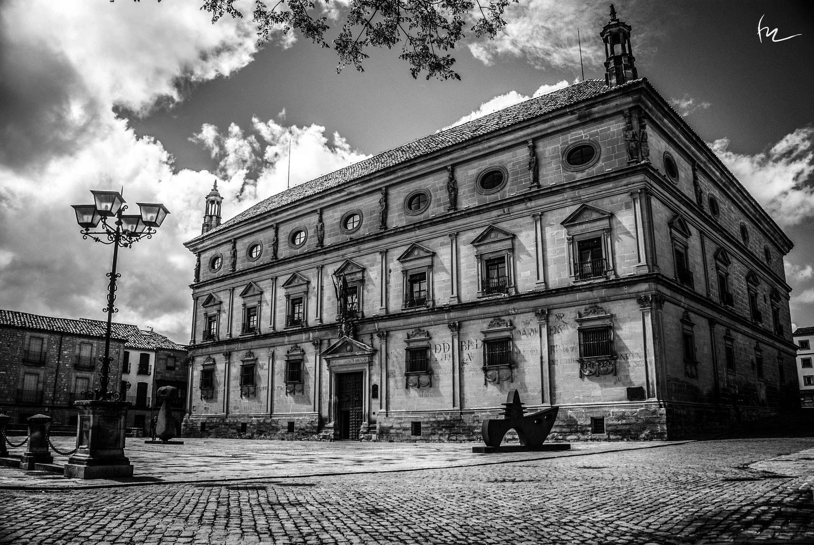 Úbeda. Palacio Vázquez de Molina