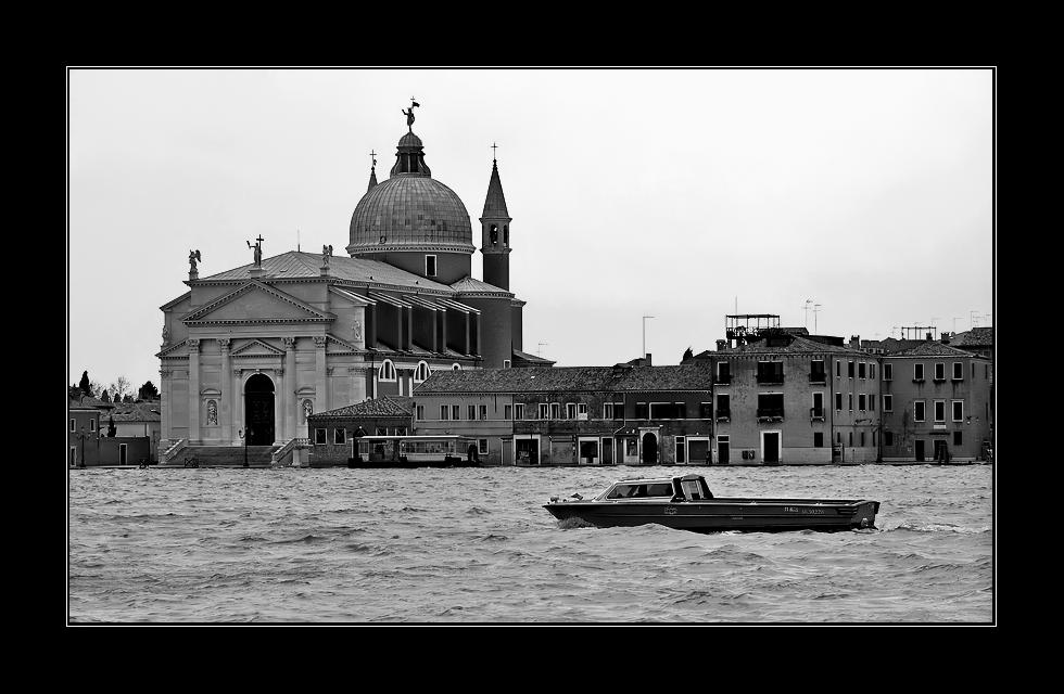 Bedecktes Venedig