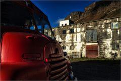 Bedford fire truck..