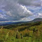 Bedonia, Costa di Castagnola. Vista del Monte Zuccone