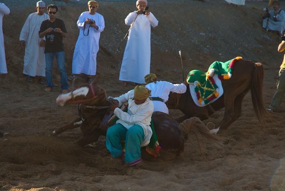 Beduinenfest ...