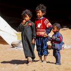 Beduinienkinder