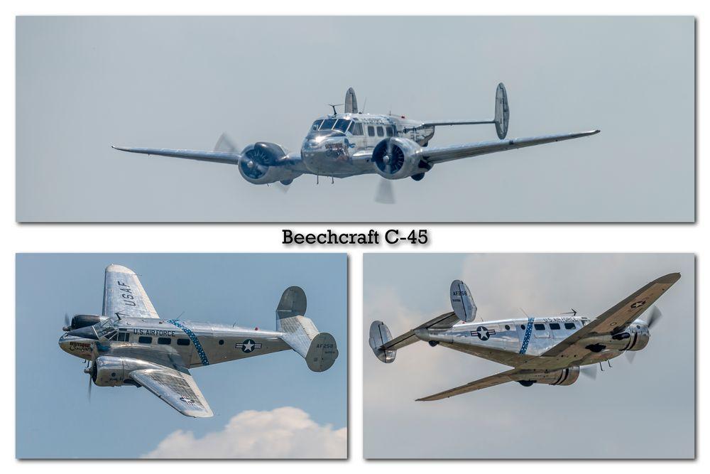 Beechcraft C-45