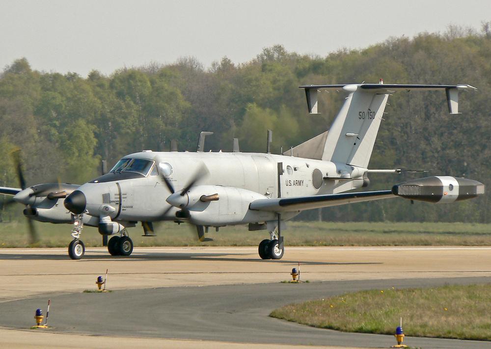 Beechcraft RC-12