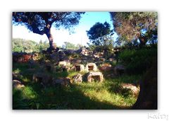 beehives........very very old, ( melissothyrides ) II