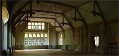 Beelitz - Badehaus Obergeschoss