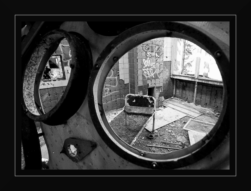 Beelitz -Big Brother is watching you...