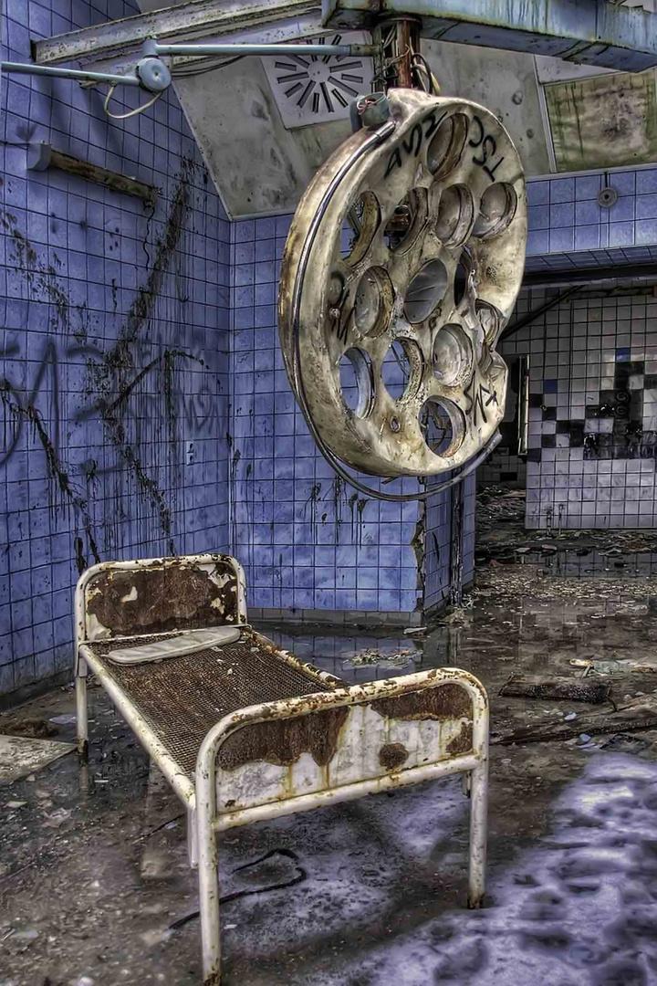 Beelitz Heilstätten 1