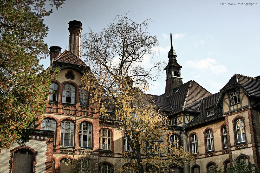 Beelitz - Heilstätten # 2