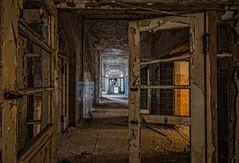Beelitz Heilstätten - der OP Trakt