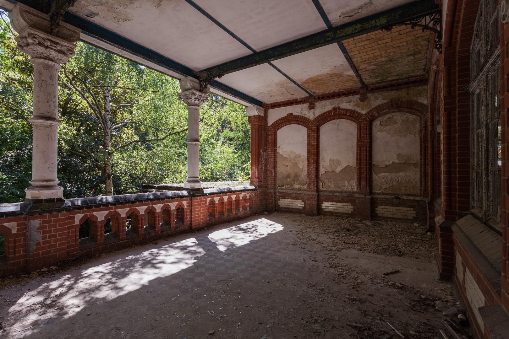 Beelitz Heilstätten - Frauensanatorium (16)
