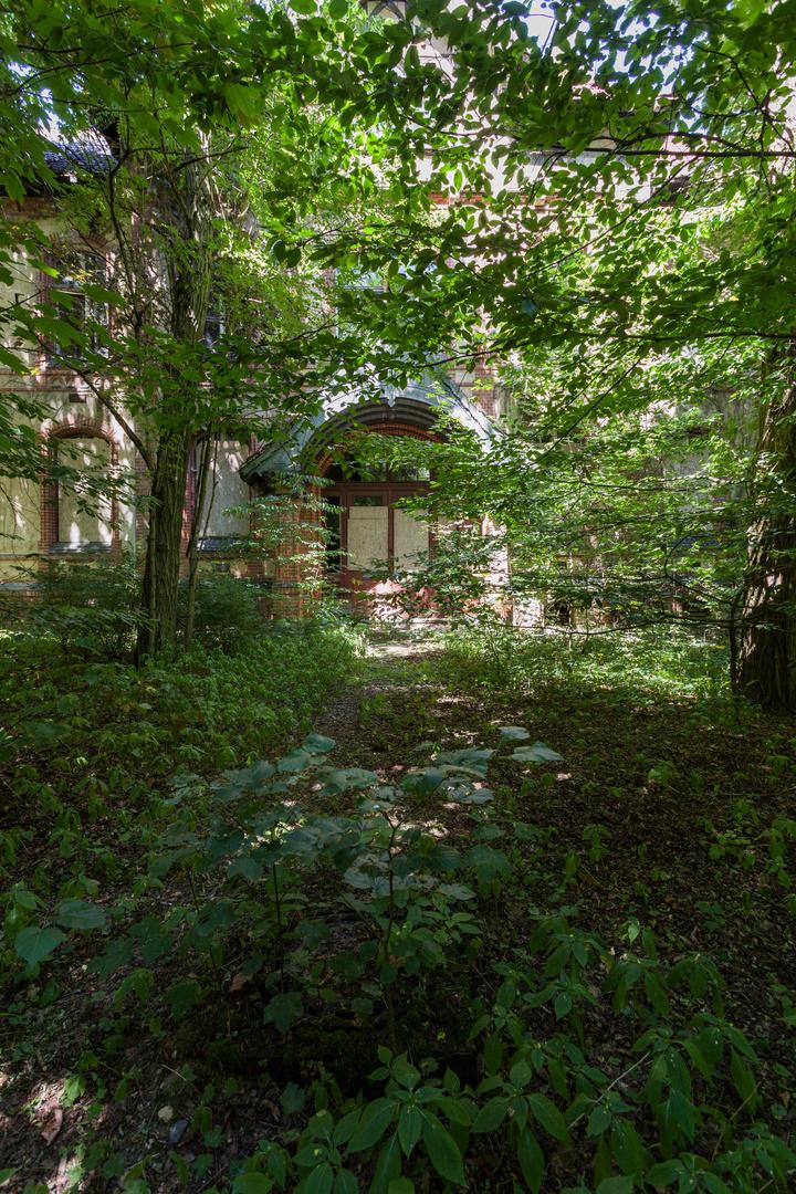 Beelitz Heilstätten - Frauensanatorium (19)