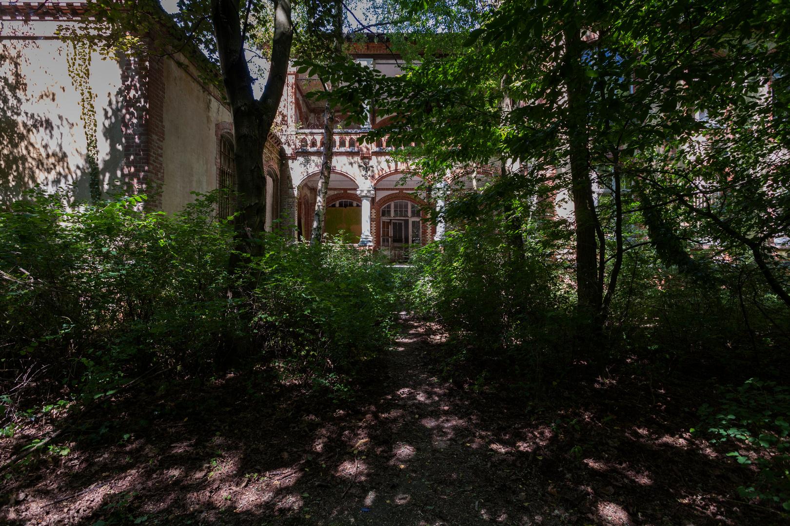 Beelitz Heilstätten - Frauensanatorium (20)
