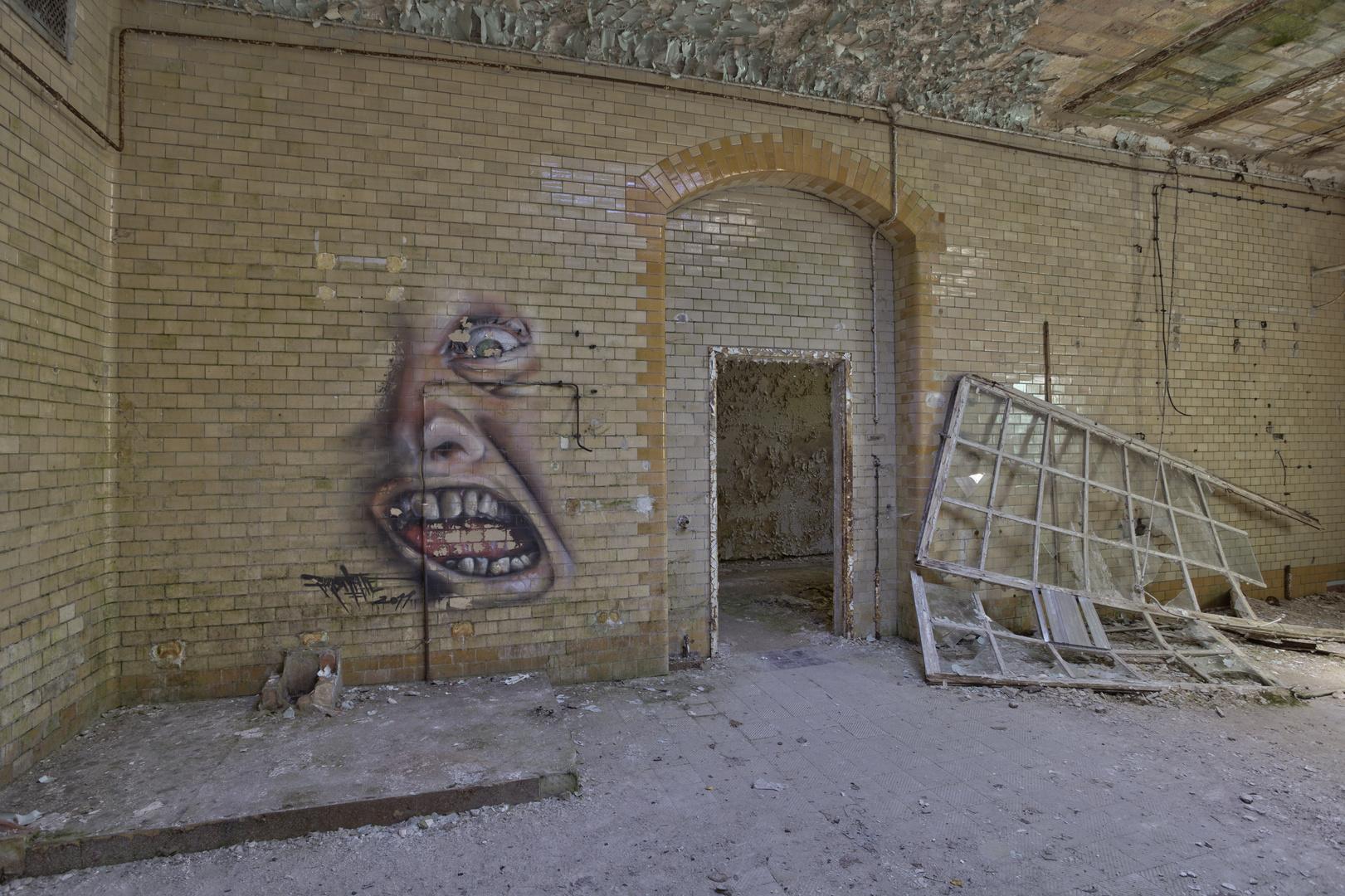 Beelitz Heilstätten - Frauensanatorium (26)