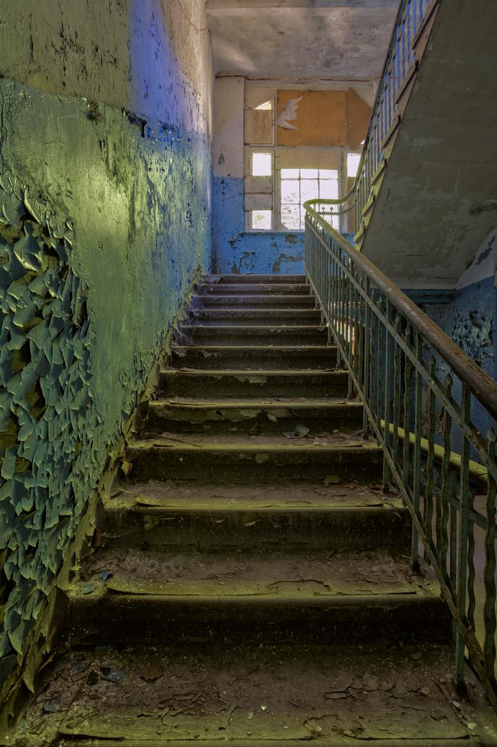 Beelitz Heilstätten - Frauensanatorium (29)