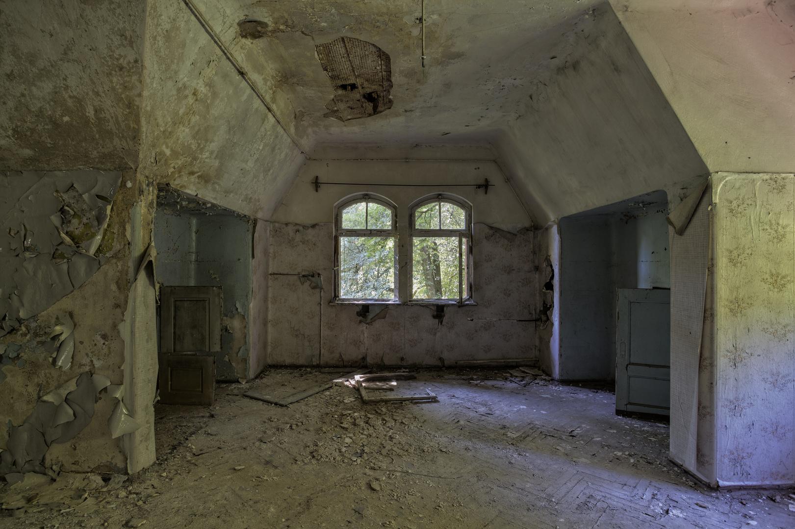 Beelitz Heilstätten - Frauensanatorium (33)