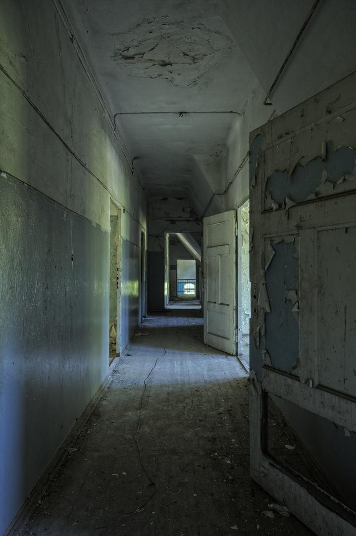 Beelitz Heilstätten - Frauensanatorium (36)