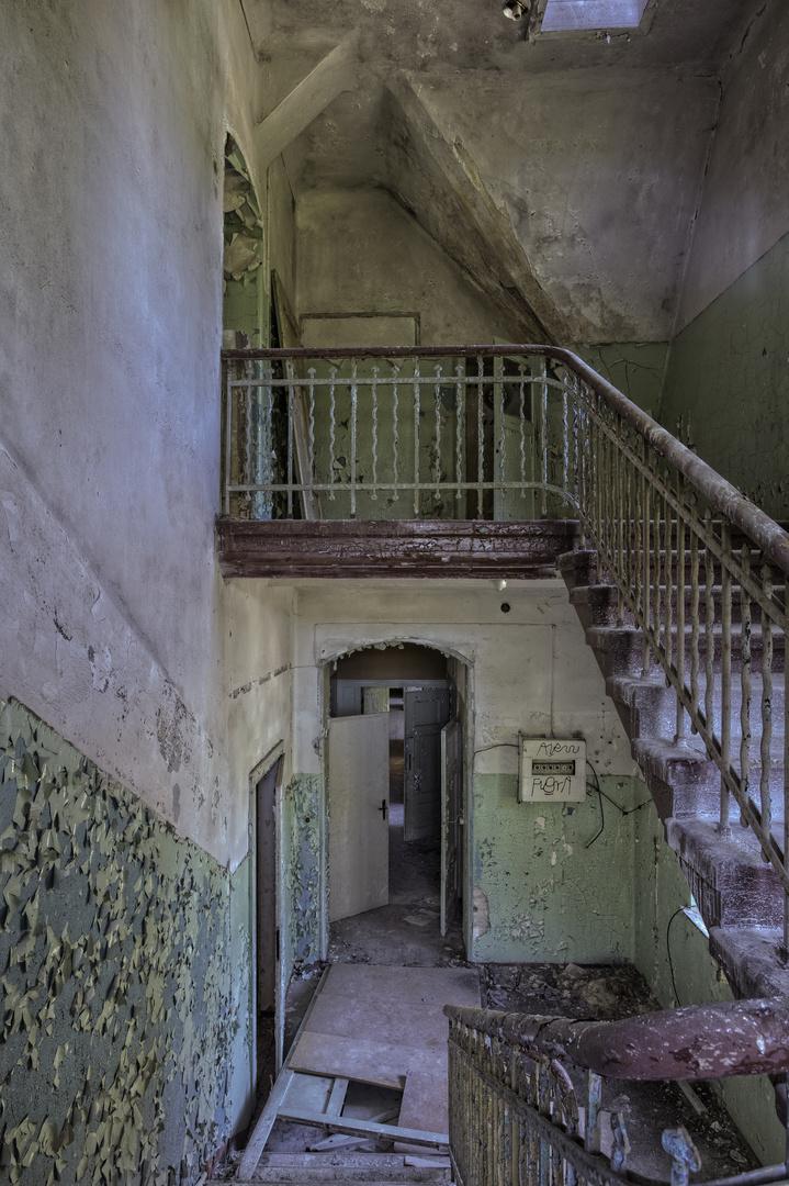 Beelitz Heilstätten - Frauensanatorium (44)
