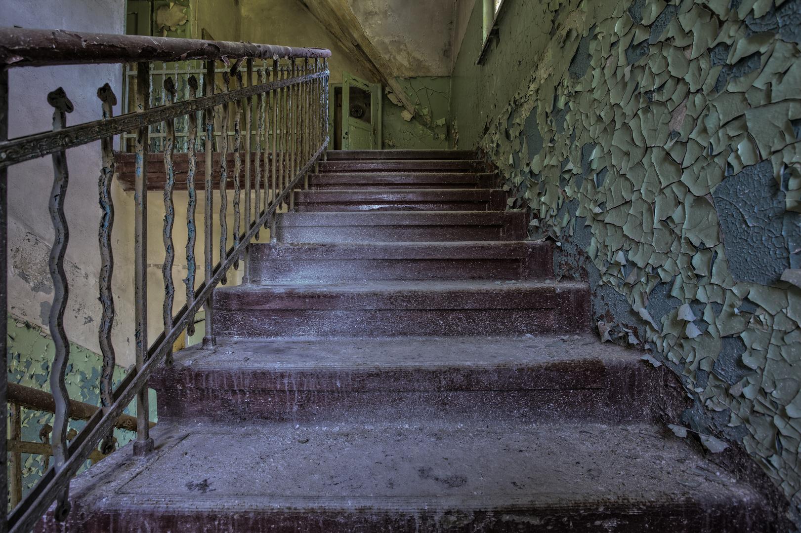Beelitz Heilstätten - Frauensanatorium (47)