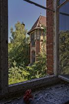 Beelitz Heilstätten - Frauensanatorium (61)