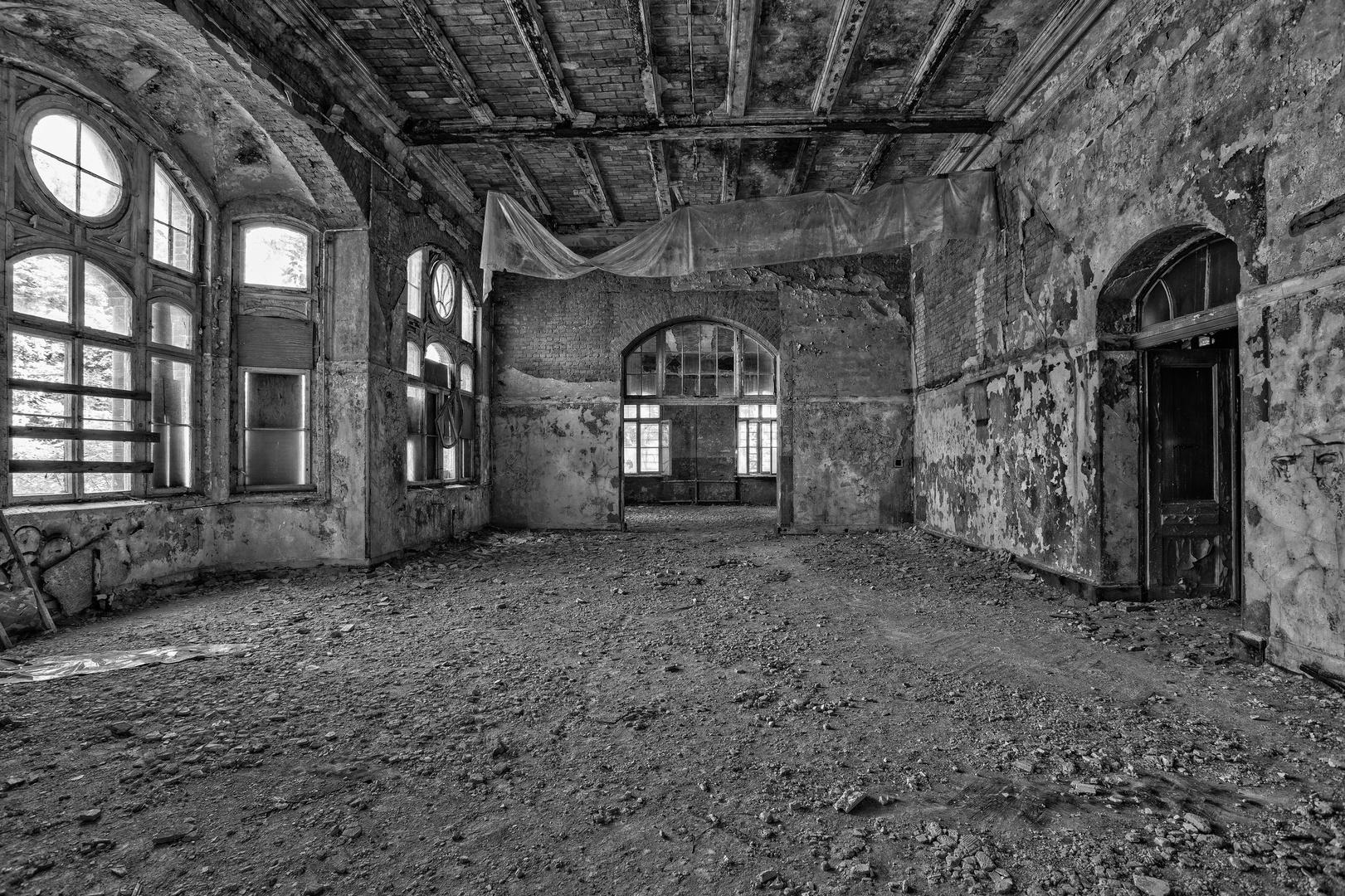 Beelitz Heilstätten - Frauensanatorium (80)
