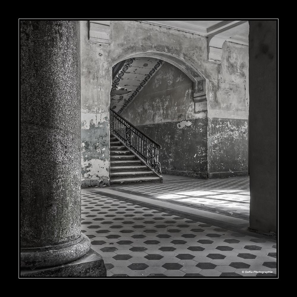 Beelitz Heilstätten - Männerklinik