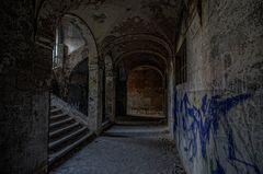 Beelitz Heilstätten - Treppenhaus