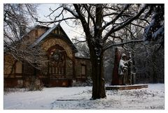 Beelitz im Winter