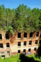 Beelitz Ruine