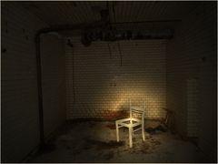 Beelitz - was geschah auf diesem Kellerstuhl?