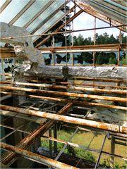 Beelitz - wer im Glashaus sitzt...