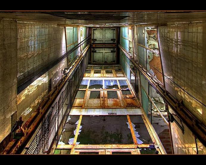 Beelitzer Fahrstuhl