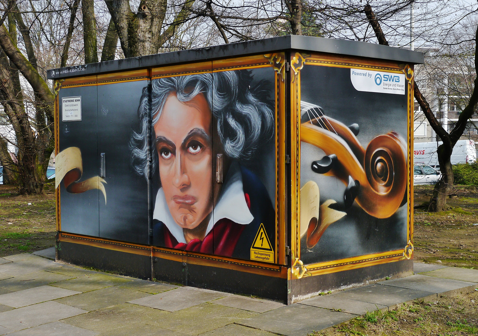 Beethoven by SWB
