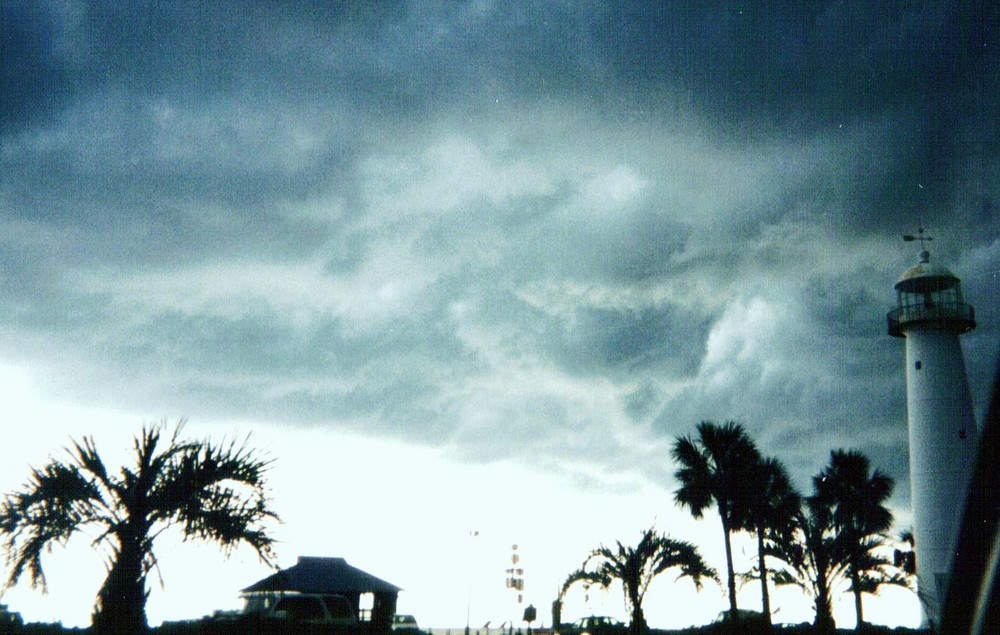 before the storm (Biloxi,Ms. U.S.A.)