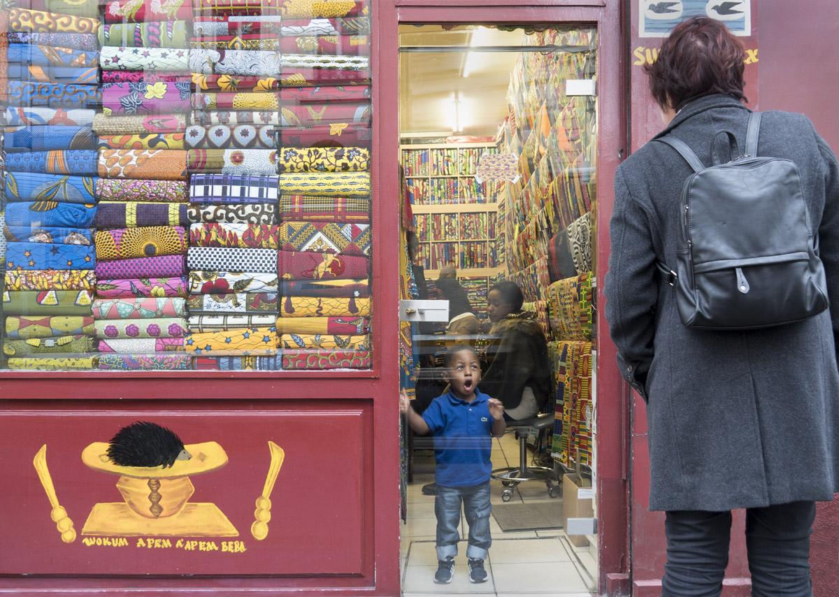 Begegnung in Paris
