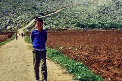Begegnung in Syrien.  .120_3715